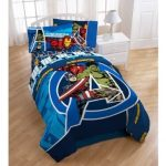 Avengers Boys Bedding Themes Decorating Ideas