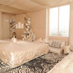 : Jean Paul Gaultier Interior Designs Barbie Roche Bobois Bedroom
