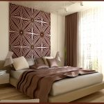 : Project Bedroom Headboard Wall Decorating Ideas