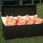 Storage Chest Large Outdoor Furniture Cushions