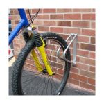 Wall Mounted Swivel Single Cycle Bicycle Racks Ideas